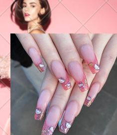 There are some sweet customers .They shared with us the professional rechargeable nail lamp renderings. Click the link . Go buy it . There is discount today. Edgy Nails, Dope Nails, Aycrlic Nails, Swag Nails, Gems On Nails, Grunge Nails, Crazy Nail Designs, Cute Acrylic Nail Designs, Clear Nail Designs