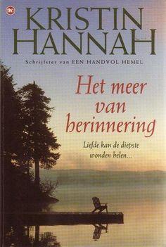 Kristin Hannah///Het meer van herinnering(THB) - pulp