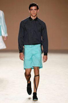 Edgar Carrascal Spring-Summer 2017 - 080 Barcelona Fashion