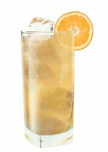 Pitmaster Punch (1/2 Cup Sugar, 4 oz Lemon Juice, 6oz Orange Juice, 4 oz Grenadine, 1 Liter Jack Daniel's, and 1 Liter Club Soda)
