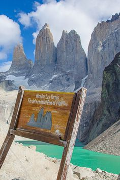 Tips for Travel To Torres del Paine National Park, Chili
