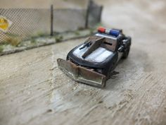 Post Apocalypse project with Hotwheels and Outrider updated 16/5/15 - Page3