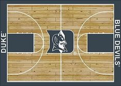 You'll love the NCAA College Home Court Duke Novelty Rug at Wayfair - Great Deals on all Rugs products with Free Shipping on most stuff, even the big stuff.