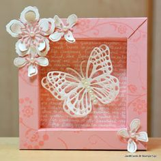 JanB Handmade Cards Atelier: Shadow Box Video Sunday, 22 May 2016 https://www.youtube.com/watch?v=bQxAIuVBEUg&feature=youtu.be
