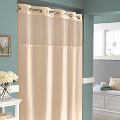 Mystery Fabric Shower Curtain