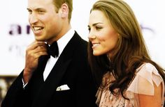 Brittain royal couple prins William and his wife Kate Middleton