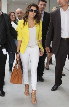 Eva Longoria Is Ready For Monaco - Pictures - Zimbio