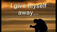 i give myself away/ Here i am to worship - YouTube