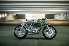 Due South: Federal Moto's Yamaha XS400 +http://brml.co/1tyoqxa