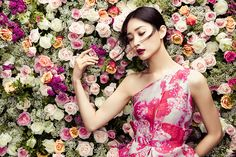 Phuong My Spring/Summer 2015 IV by zemotion on DeviantArt