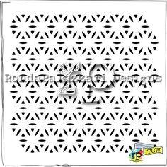 Ronda Palazzari Fireworks TCW473 Stencil - new release...