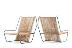 Michael Boyd Flip Lounge | From a unique collection of antique and modern lounge chairs at https://www.1stdibs.com/furniture/seating/lounge-chairs/