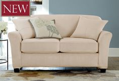 Sure Fit Slipcovers Ultimate Heavyweight Stretch Suede Separate Seat Loveseat Slipcovers - Loveseat