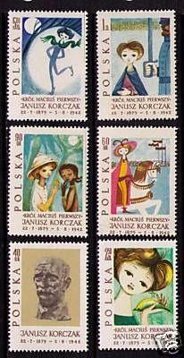 polish stamps