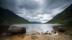 Loch Etive, Scotland by Markus Ulrich on 500px