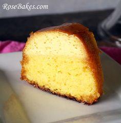 Mom's Flan Cake Recipe