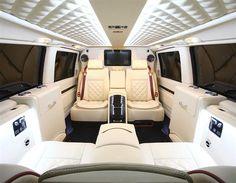 Carisma Mercedes-Benz Viano (© Carisma Auto Design)