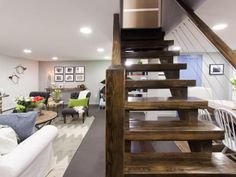 Stumped by basement flooring? Take a look at these practical and attractive options and find out which is best for your space.