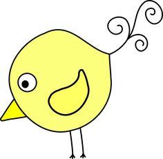 Pajarito amarillo
