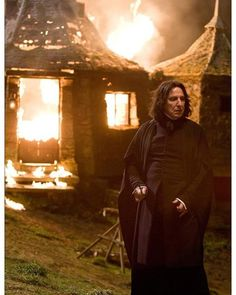 The one who was misunderstood. The half blood Prince.The one who kept his love ALWAYS.....