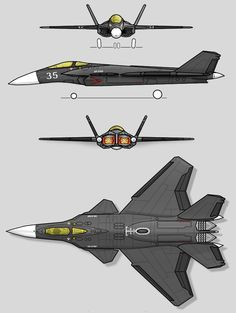 The fighter designation has been one of the recurring mysteries of the postwar era. Was never assigned to any fighter aircraft as the Air Force claims, or was it a cover for some s. Military Jets, Military Weapons, Military Aircraft, Spaceship Art, Spaceship Concept, Air Fighter, Fighter Jets, Flying Vehicles, Airplane Design