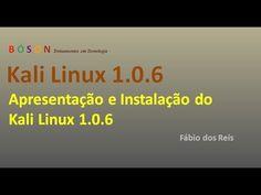 #Kali Linux 1.0.6 - Apresentação e Instalação - YouTube