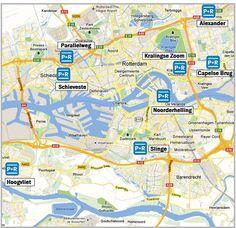 P+R Rotterdam