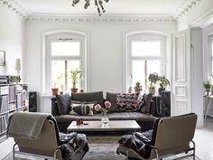 Zweeds appartement te koop