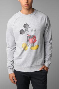 Mickey Crewneck Sweatshirt