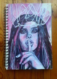 Queen of Twisted Wire, 2016 Correction Fluid, Follow Me On Instagram, Annie, Vanilla, My Arts, Wire, Deviantart, Queen, Concealer