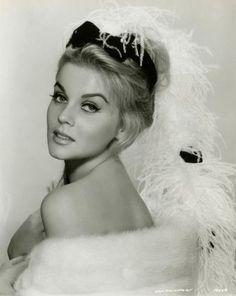 Ann-Margaret, brows