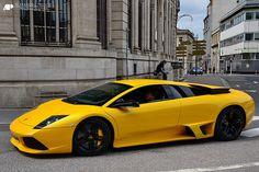 Lamborghini Murciélago LP-640 - LGMSports.com