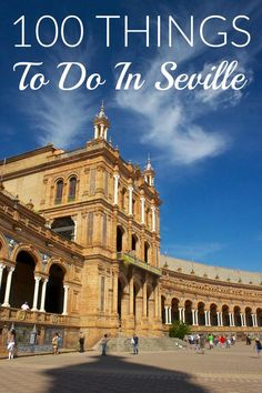 When most people think of Seville, they think of flamenco shows, scorching summers and delicious food - and they're not wrong! The Andalusian capital is all of those things, but it's also art, history, music and so much more. In trying to put together the ultimate list of things to do in Seville, we just couldn't stop ourselves and managed to reach all the way to 100. Check out this guide of 100 essential things to do in Seville and see why this city is perfect for people of every…