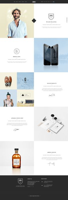 Hydrus - Responsive Multi-Purpose PSD Template - PSD Templates