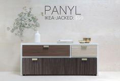 Patchwork Dresser: A West Elm-Inspired IKEA Hack