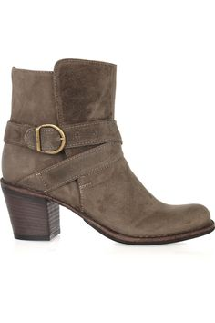 a5186c315e3 Fiorentini   Baker - Nubis washed-leather ankle boots