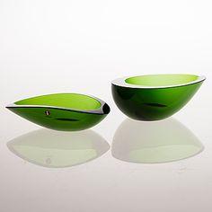 KERTTU NURMINEN - Lasimaljat Glass Design, Design Art, Marimekko, Finland, Modern Contemporary, Decorative Bowls, Scandinavian, Glass Art, Retro Vintage