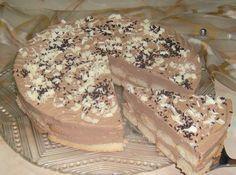 Čokoládová torta s piškótami, bude vždy patriť medzi najobľúbenejšie recepty Kolaci I Torte, Croatian Recipes, No Bake Desserts, No Bake Cake, My Recipes, Recipies, Nutella, Tiramisu, Camembert Cheese