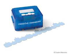 NEW September 1, 2012 - Pumpkin Chain Border Maker Cartridge-Ltd Ed. Grab it before it's GONE! ($16.00) #scrapbooking