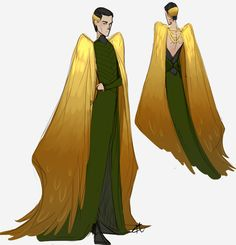 "nanihoosartblog: "" More Loki x Sigyn Consort AU costume ideas ~☆ """
