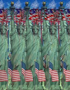 Take a look at this amazing Fun Statue of Liberty Optical Illusion illusion. Browse and enjoy our huge collection of optical illusions and mind-bending images and videos. 3d Hidden Pictures, Hidden 3d Images, Magic Eye Pictures, 3d Pictures, Magic Illusions, Cool Optical Illusions, 3d Stereograms, Illusion Pictures, 3d Foto