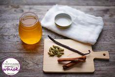 "Vanilla Chai Spiced Ghee + Chai Ghee ""Latte"" (Whole30 Day 26) - A Calculated Whisk"