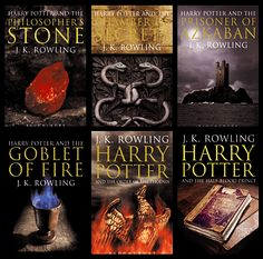 Harry Potter series - LOVE IT