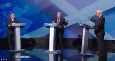 Views, Visions and Values.: 'You are really scrabbling around now!' Alistair D...