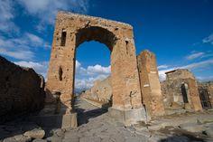 Pompeii, Campania  #italy #travel www.culturalitaly.com