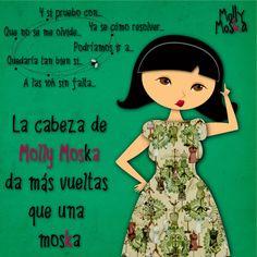 Molly Moska  #mollymoska #ilustracionespersonalizadas