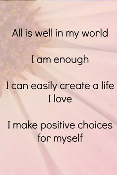 Daily positive affirmation for business and life. Click through for more