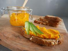 wortel spread
