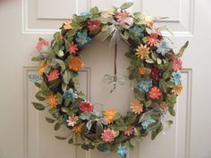 Porch or indoor wreath