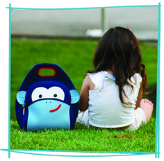 Regalos Infantiles - Bolsa merienda para niños